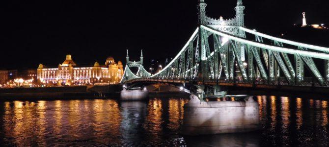Budapest & Vienna